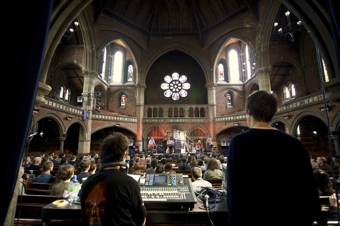 Union Chapel, London (© Rosie Reed Gold)
