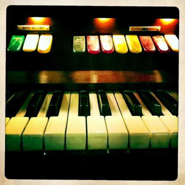 J's genie organ